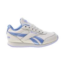 Reebok Royal Classic Jogger 2 Little Kids' Shoes White-Cornflower Blue E... - $28.00