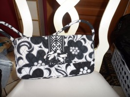 Vera Bradley KNot Just a Clutch in Day and night pattern #2 - $14.50