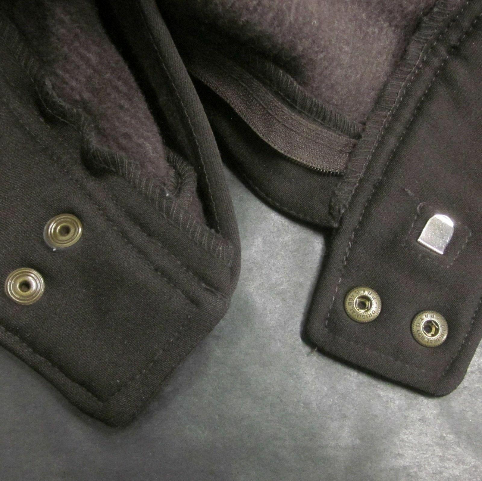METROPOLIS WOMEN'S BROWN SKI STRETCH PANTS SKIFANS SCHOELLER COULOIR (8) (28X26)