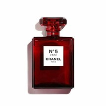 CHANEL No 5 RED LIMITED EDITION * 3.3/3.4 oz (100ml) EDP Spray * NEW & S... - $193.05