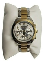 Caravelle New York by Bulova 45L136 Women's Chronograph Stainless Steel Watch - $48.23