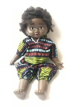 """Vintage Baby Whitney Doll Lomel 1st Edition 77602 Black African 21"""" 1983... - $33.65"""