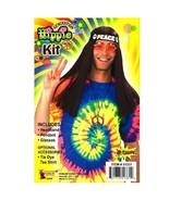 Hippie Kit Ensemble Headband Pendant Glasses - $12.82