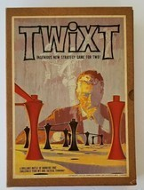TWIXT The Strategy Game of Barriers 3M Bookshelf Board Game Complete 1962 - £23.68 GBP