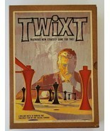 TWIXT The Strategy Game of Barriers 3M Bookshelf Board Game Complete 1962 - £23.23 GBP