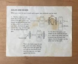 Vintage Loc Bloc 600 (Entex) Construction Blocks Set image 10