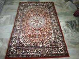 Handmade Kashmiri Rug | Area Rug | Swollen Rug | Bohemian Rug | Turkish ... - $449.99
