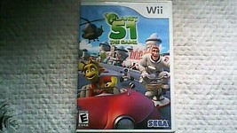 Planet 51: The Game (Complete) (Nintendo Wii, 2009) - $8.85