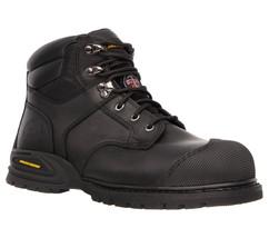 Men's SKECHERS WORK: RELAXED FIT -Kener STEEL TOE Boot, 77057 BOL Size 9... - £86.87 GBP