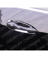 Mercedes CLS W219 Chrome Door Handle Inserts by Luxury Trims 2005-2011 (... - $74.25