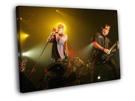 The Offspring Dexter Holland Pete Parada Decor Framed Canvas Print - $14.96+