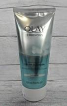 Olay Luminous Brightening Cream Facial Cleanser/ Advanced Tone Perfecter... - $9.89