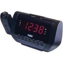 Projection Dual Alarm Clock  - $20.99