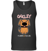 Dog Puppy Day Tee Oakley The Puppy Fun Holiday Tank Top - $23.99+