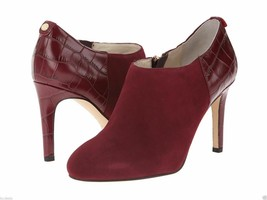 Michael Kors Sammy Suede Leather Ankle Boots Size 6.5 - $112.18