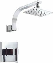 Danze D510544BNT Siris Single Handle Shower Trim Kit, Chrome - $175.75