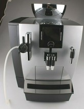 JURA Impressa XJ9 Professional Coffee Expresso Machine Brilliant Silver 13637 image 2