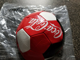 NEW Coca-Cola FIFA Word cup 2018 soccer ball - $27.01