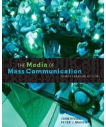 Media of Mass Communication, Fourth Canadian Edition - $4.95