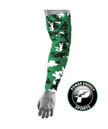 Titanium Baseball Sports Compression Arm Sleeve (Green Digital Camo) - $6.99