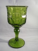 Constellation Green by INDIANA GLASS Water Goblet - $7.99