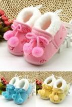 Winter Sweet Newborn Baby Girls Princess Winter Boots First Walkers Soft... - $108,63 MXN+