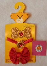 NEW Build A Bear Disney Princess Palace Pets Berry Accessory Set 3 pc NWT - $20.99