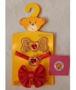 NEW Build A Bear Disney Princess Palace Pets Berry Accessory Set 3 pc NWT - $20.99