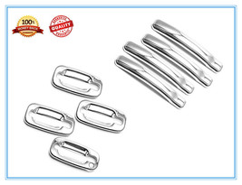For 1999-2007 CHEVY SILVERADO / GMC Sierra CHROME 4 DOOR HANDLE+BOWL COVERS - $27.10