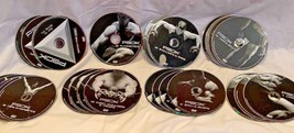 26 Various P90X Extreme Home Fitness Training Routines Workout DVD Lot - $19.95