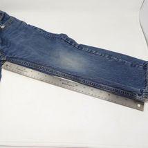 Oshkosh B'gosh Youth Boys Adjustable Waist Loose Fit Straight Leg Jeans Sz 6 image 5