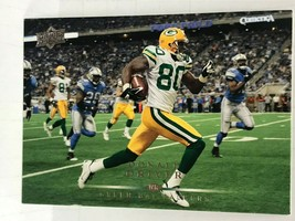 2008 Upper Deck  Football- #71 - Donald Driver -Wide Receiver, Green Bay Packers - $2.00