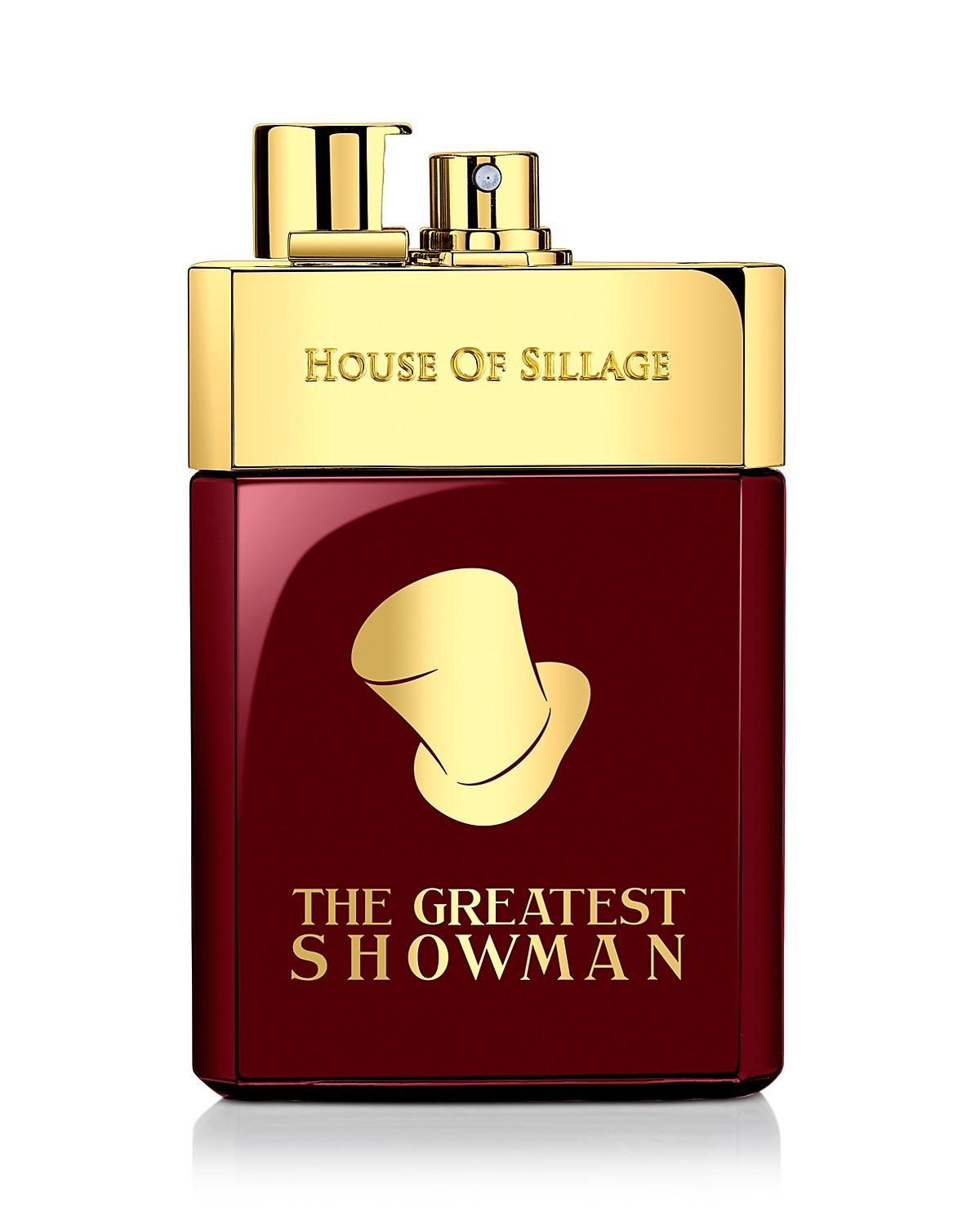 THE GREATEST SHOWMAN by HOUSE OF SILLAGE 5ml Travel Spray Parfum FOR HIM Limited