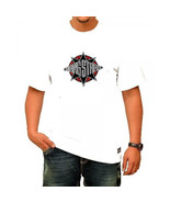 GangStarr HIP HOP White T-Shirt - $9.49 - $13.09