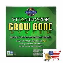 Garden of Life, Vitamin Code, Grow Bone System, 2 Part Program - $73.23
