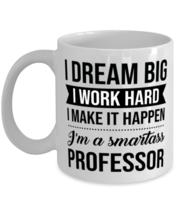 Professor Coffee Mug - 11 oz Tea Cup For Office Co-Workers Men Women - I... - $14.95