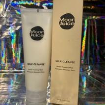 NIB Moon Juice Milk Cleanse Vegan Foaming Wash HYALURONIC ACID