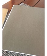 """MOLESKINE 1 New Gray Cahier Journal Ruled Notebook Large 7x9"""" #106 - $7.87"""