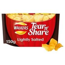 Walkers Tear & Share Lightly Salted Crisps 150g - $6.30