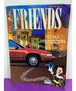 Friends Travel Adventure Chevrolet MGM Studios Disney World Special Issu... - $24.30