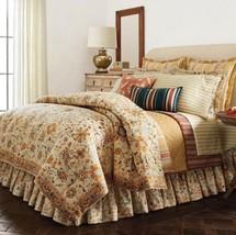 CHAPS Home LINDEN CREEK Comforter Set Size: Full / QUEEN New 3 Piece - $349.00
