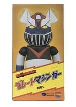 Medicom Toy BE@RBRICK Great Mazinger Figure Doll 400% New Unopend Unused - $379.99