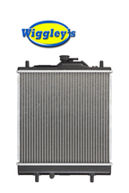 RADIATOR CU1732 FITS 95 96 97 98 99 00 01 PONTIAC FIREFLY CHEVY/GEO METRO image 1