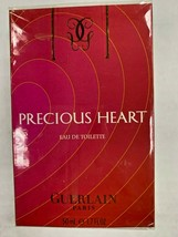 PRECIOUS HEART BY GUERLAIN 1.7 OZ EDT SPRAY FOR WOMEN NEW BOX - $99.99