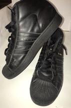 Boys Adidas Hi Tops - $29.70