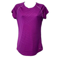 C9 by champion purple Semi fitted short sleeve Performance shirt Size M - $14.84