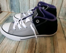 CONVERSE ALL STAR CHUCK TAYLOR easy slip-on tennis  shoes for boys Nwt Y... - $22.76