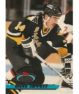 1993-94 Stadium Club #124 Dave Tippett  - $0.50