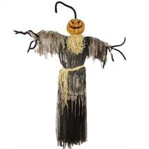 "Northlight 5.5"" Lighted LED Jack-O""-Lantern Ghost Indoor Halloween Decorat - $53.90"