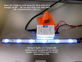 """Vizio 39"""" E390-A1 LED Strip [L] 38.0 SNB-C1-L Length 14.96"""" - 38 cm One strip - $9.46"""